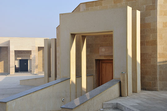 Sakkara attractions for Imhotep architecte
